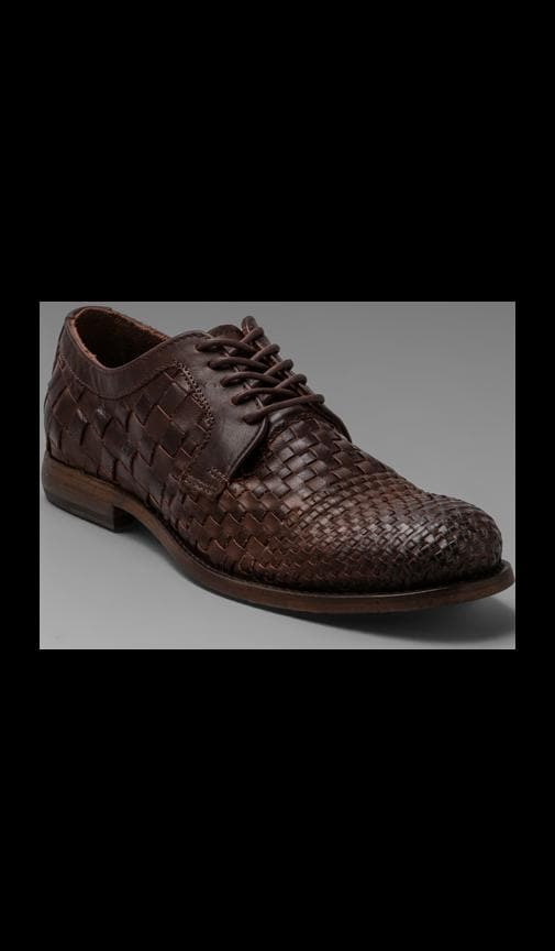 Manny Woven Oxford
