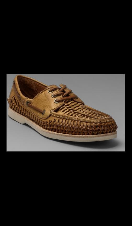 Sully Woven Boat Shoe