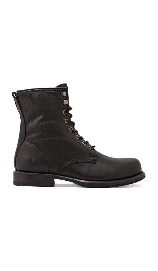 Wayde Combat Boot