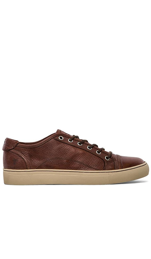 Justin Low Lace Sneaker