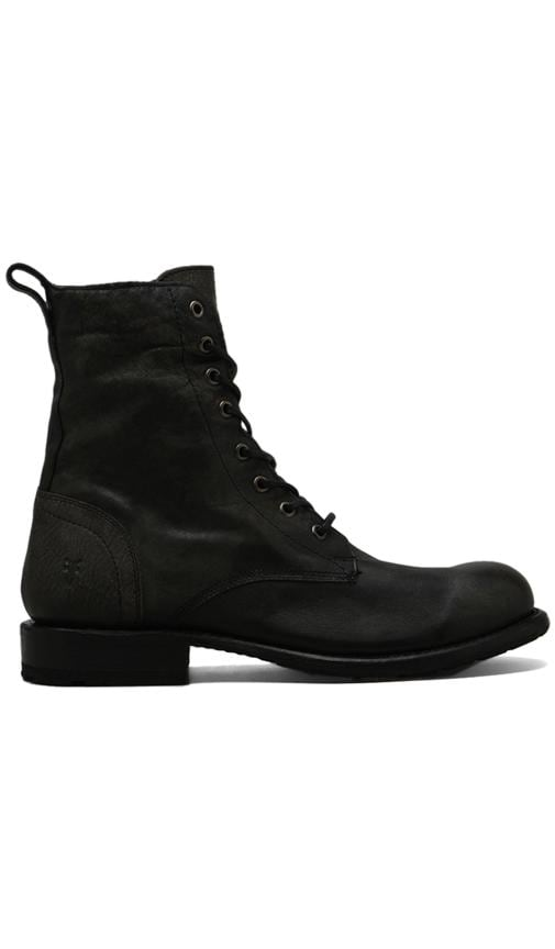 Rogan Tall Lace Up Boot
