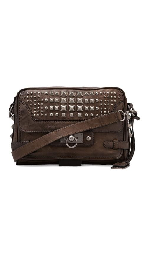 Cameron Studded Clutch