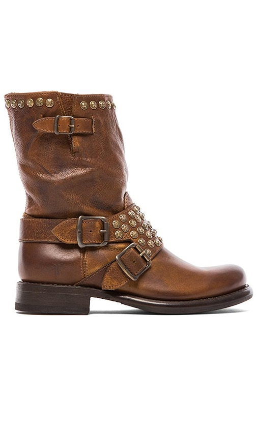Jenna Studded Short Boot