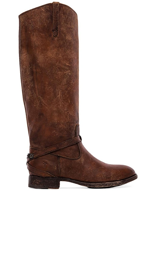 Lindsay Plate Boot