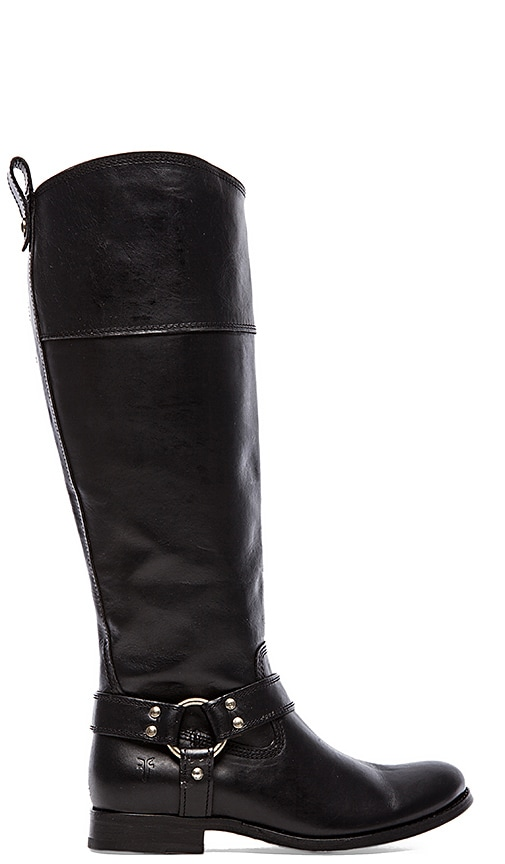 Melissa Harness Inside Zip Boot