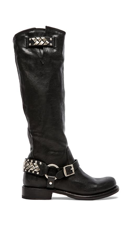 Jenna Braid Stud Tall Boot
