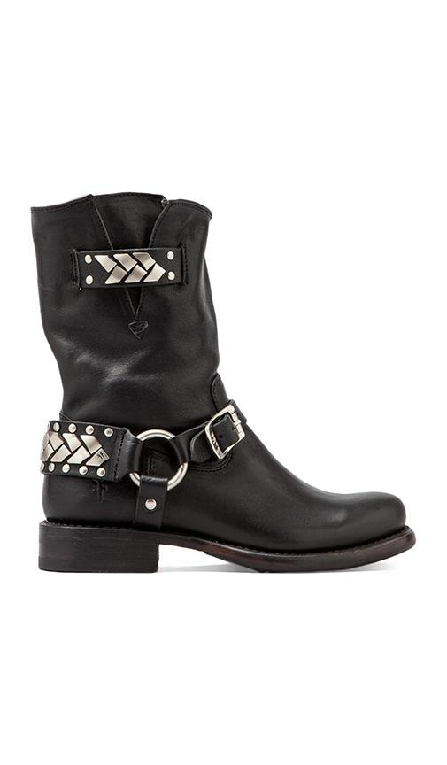 Jenna Braid Stud Short Boot