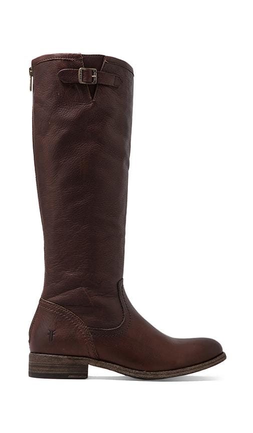 Pippa Back Zip Tall Boot