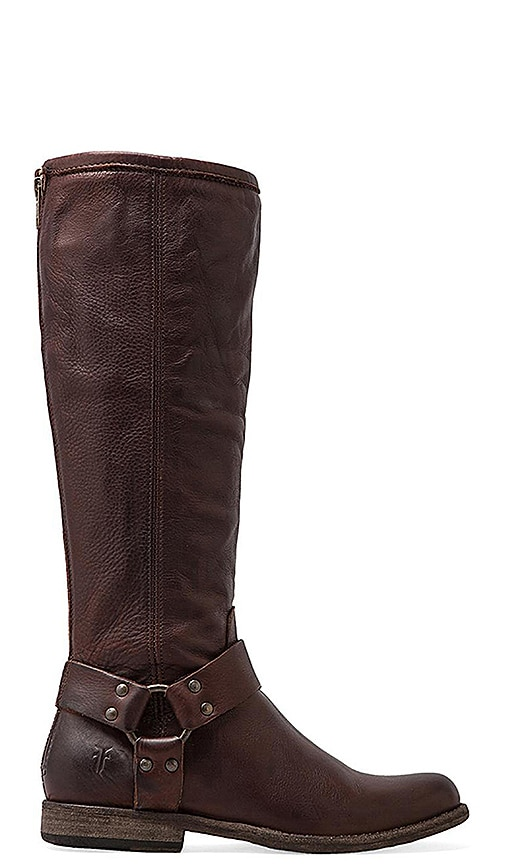 Phillip Harness Tall Boot