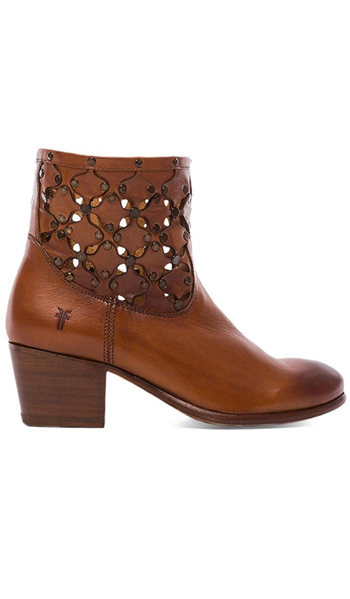 Courtney Stud Overlay Bootie