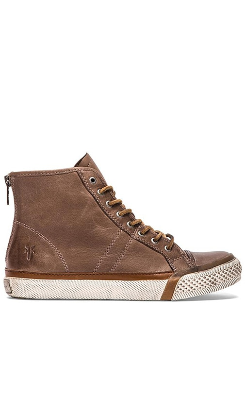 Greene High Back Zip Sneaker