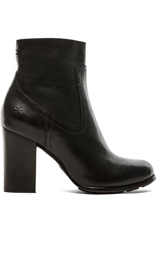 Frye Parker Short Boot in Black