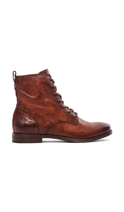 Anna Lace Up Boot