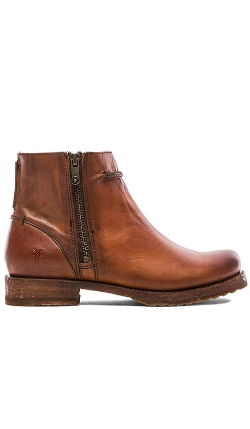 Veronica Seam Short Boot