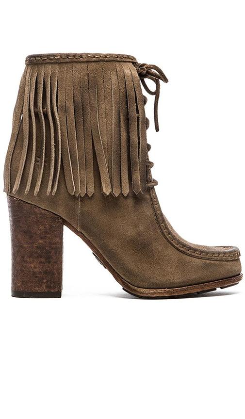 Parker Fringe Short Boot