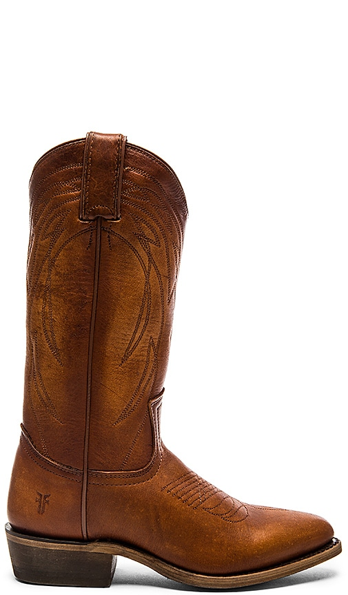 Frye Billy Pull-on Boot in Cognac