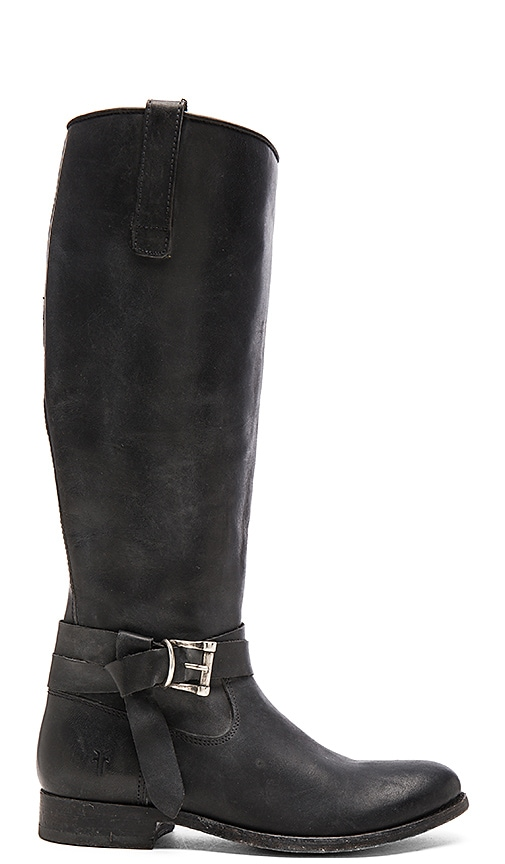Melissa Knotted Tall Boot