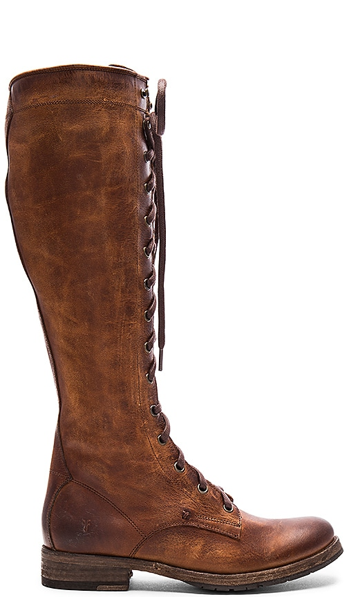 Melissa Tall Lace Boot