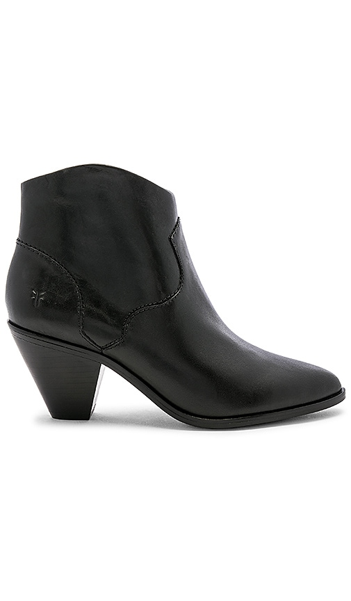 Lila Western Short Boot