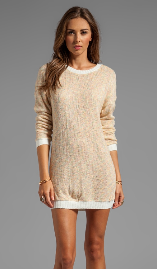 Spectrum Tunic Sweater