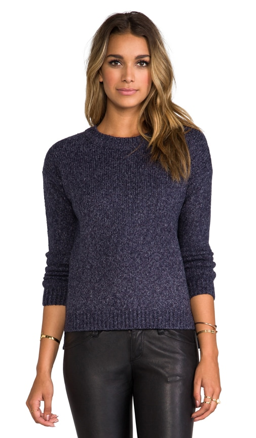 Velocity Back Cross Sweater