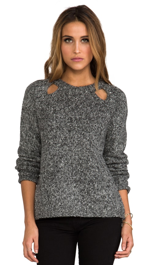 Orion Cutout Sweater