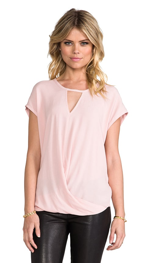 Timeless Fold Front Top