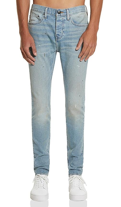 Five Four FVFR Gustav Skinny Fit Jean in Blue