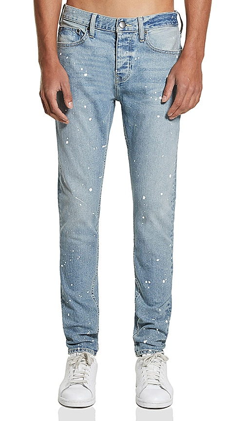 Five Four FVFR Koby Skinny Fit Jean in Blue