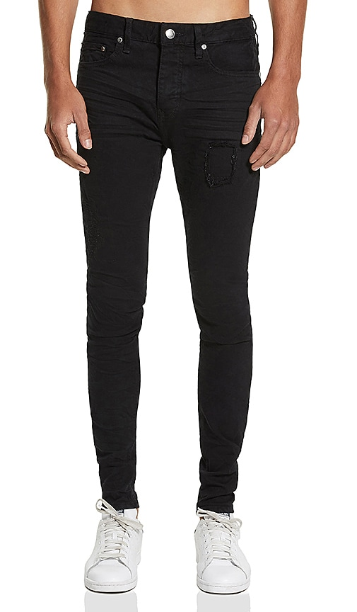 Five Four FVFR Mori Skinny Fit Jean in Black