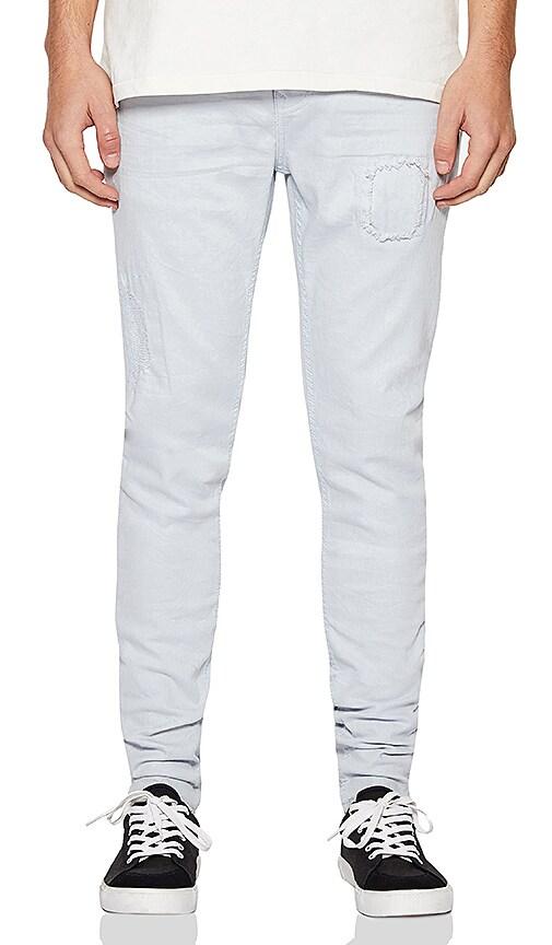 Five Four FVFR Palmer Skinny Fit Jean in Light Blue