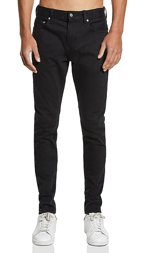 Five Four Drake Skinny Jean in Black