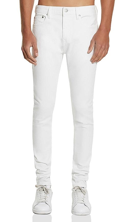 Five Four Drake Skinny Fit Jean in White