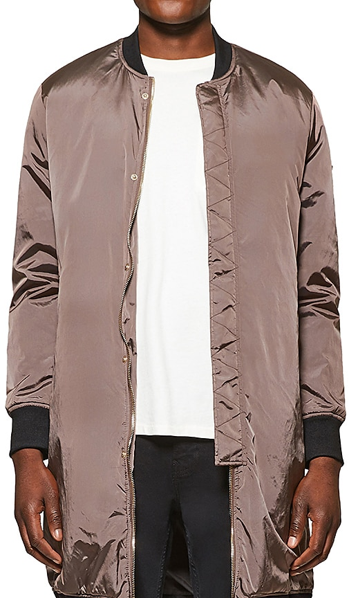 Five Four Vries Jacket in Mauve