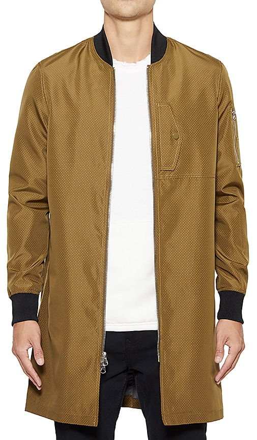 Five Four Simpson Jacket in Olive