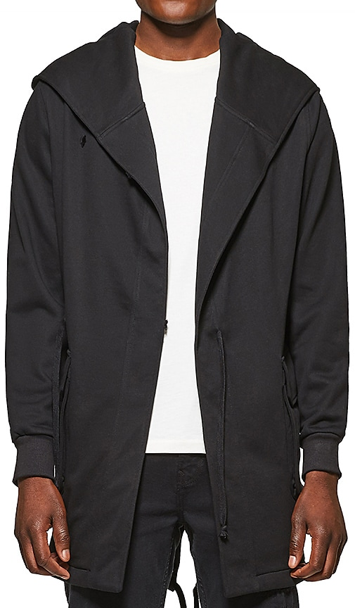 Five Four Coleborn Jacket in Black