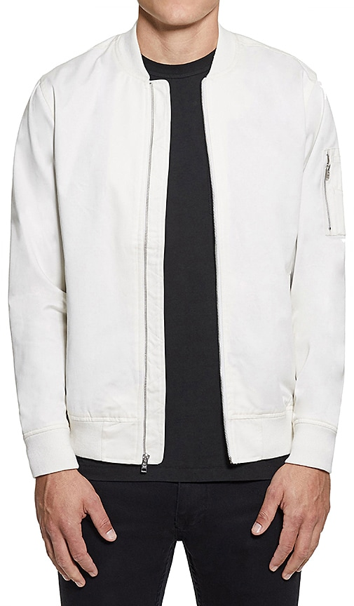Five Four Morrison Jacket in White