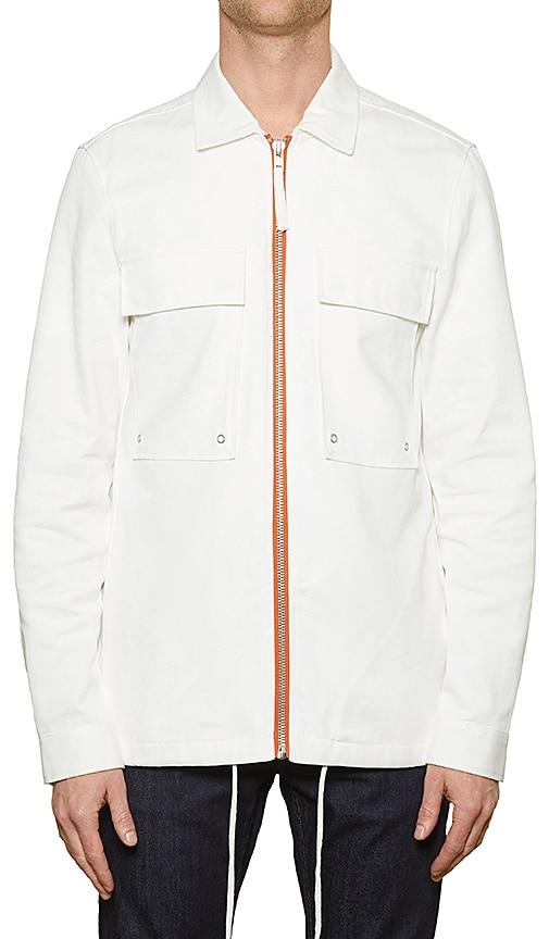 Five Four Coffey Jacket in White