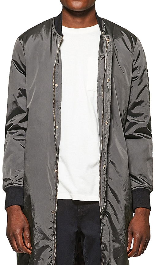 Five Four Vries Jacket in Gray