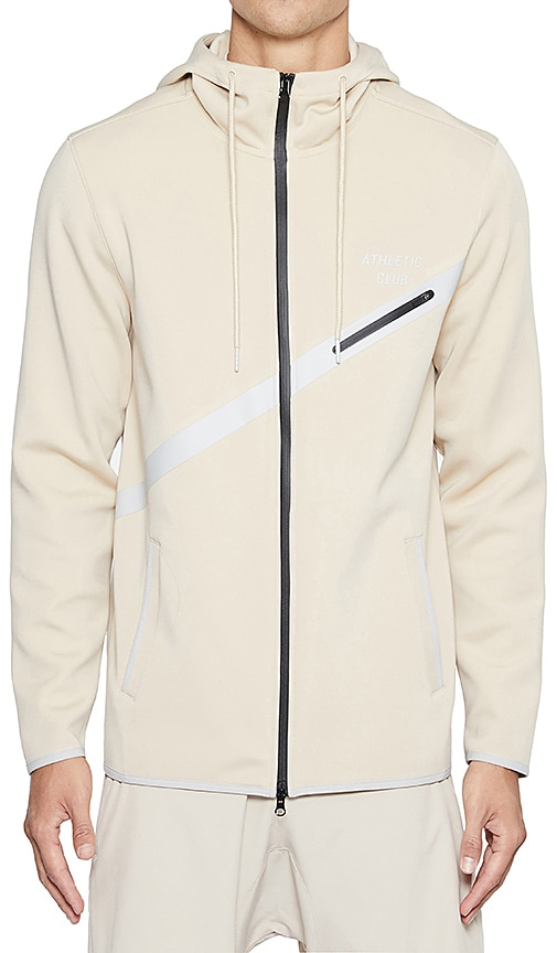 Grand AC Cronkite Jacket in Taupe