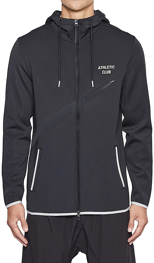 Grand AC Cronkite Jacket in Black