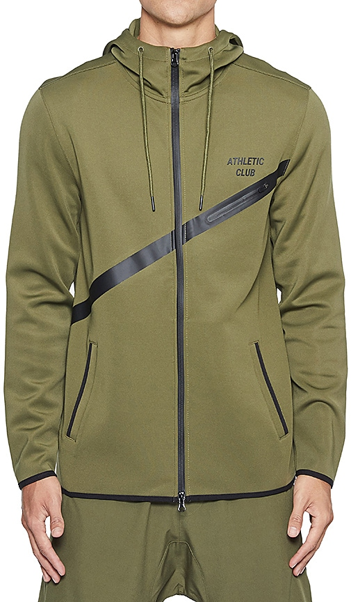 Grand AC Cronkite Jacket in Olive
