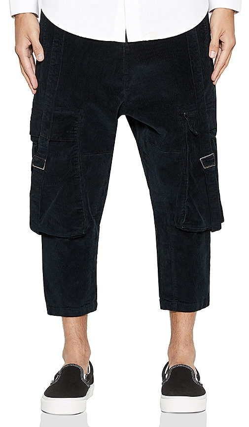 Five Four Peerson Pant in Black