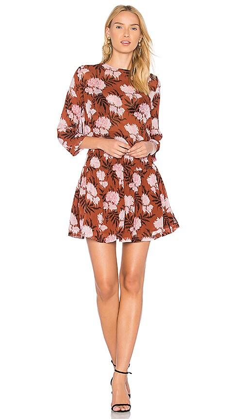 Monette Georgette Dress
