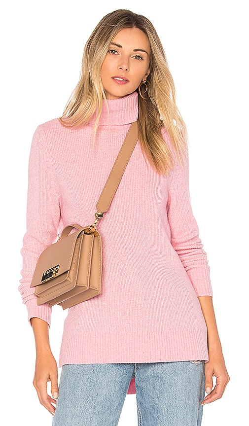 Ganni Mercer Sweater in Pink