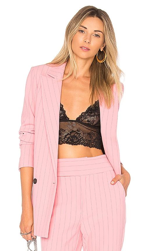 Ganni Brighton Blazer in Pink
