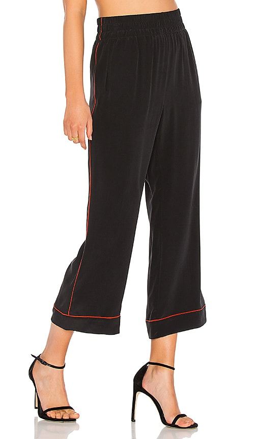 Ganni Grace Pants in Black