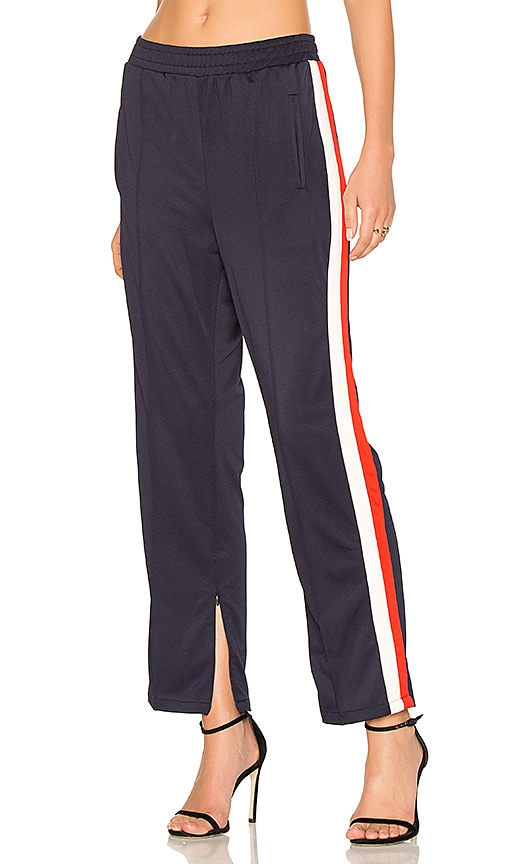 Ganni Naoki Polo Pants in Black