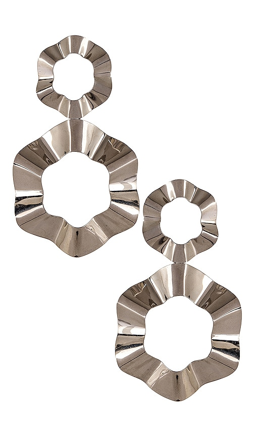 Double Ravioli Earrings