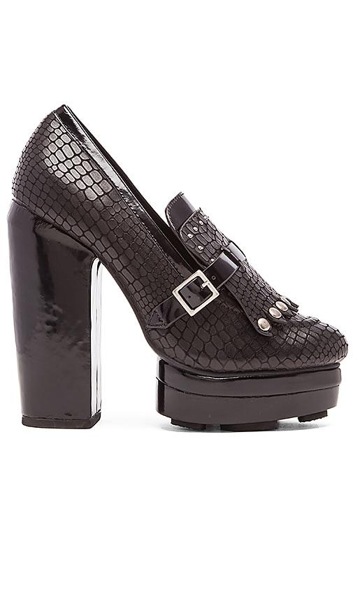 GREY CITY Caden Heel in Black